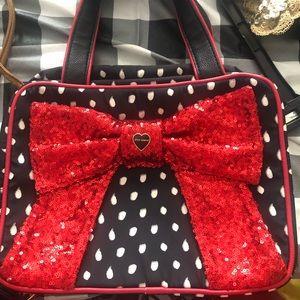Betsy Johnson Hygiene bag
